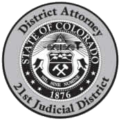 State of Colorado District Attorney - 21st Judicial District